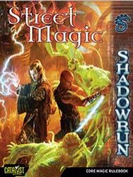 shadowrun magic cover